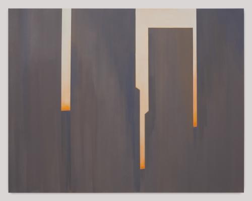 "Wanda Koop, ""In Absentia (Sunset-Taupe),"" 2018"