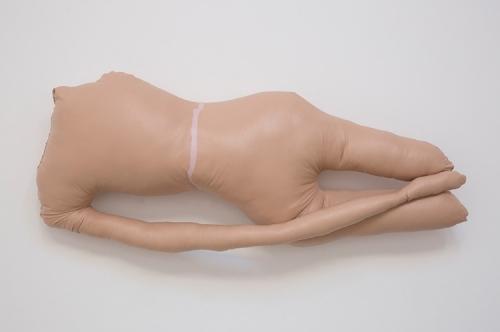 "Isabel Yellin, ""Sleep with My Hands Between My Knees,"" 2017"