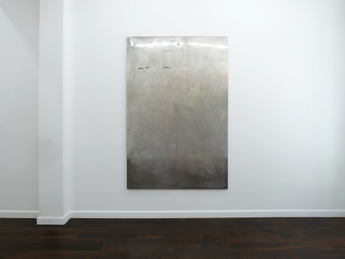 Altered States, curated by the artist Gary Simmons, installation view at Rebecca Camacho Presents, San Francisco, CA, 2021. Photo: Robert Divers Herrick