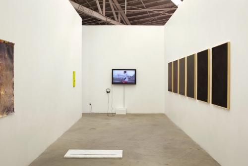 Installation view, Culm, 2013