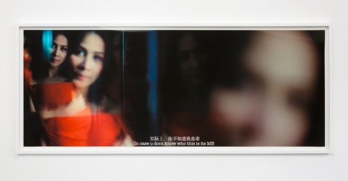 "Cheng Ran, ""Always I Trust, Film Still No. 1,"" 2014"