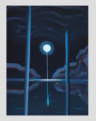 """Moon Beam,"" 2020"