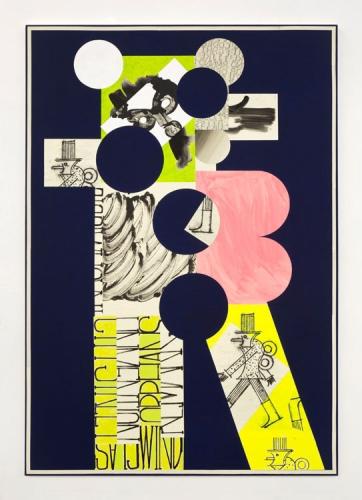 "David Korty, ""Figure Construction #3,"" 2015"
