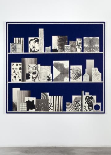 """""""Blue Shelf #15,"""" 2013"""