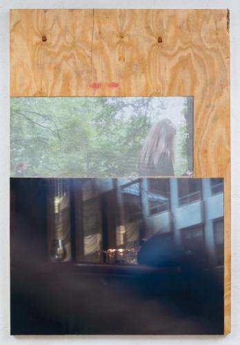 """Seagrams (Couple Memory),"" 2015"