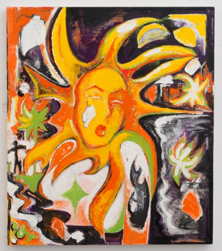 """Sun Painting,"" 2014"