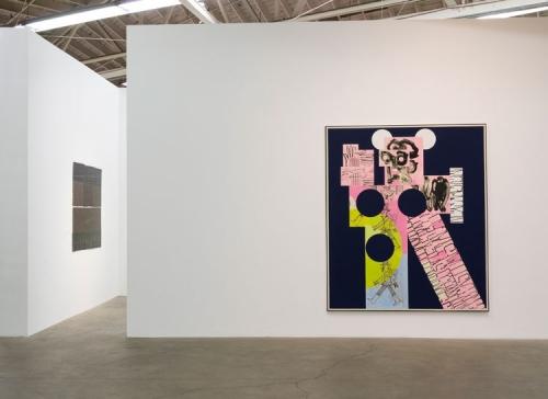 David Korty, Figure Constructions, installation view, 2015