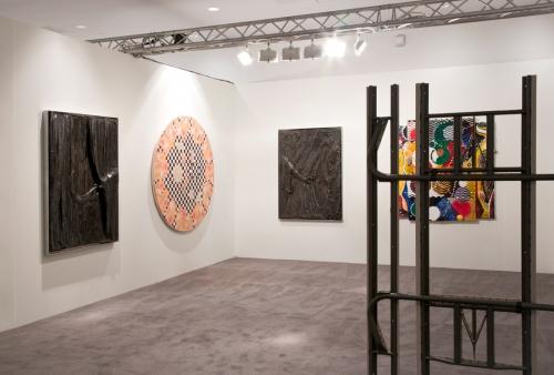 Installation view, NADA Miami, 2015