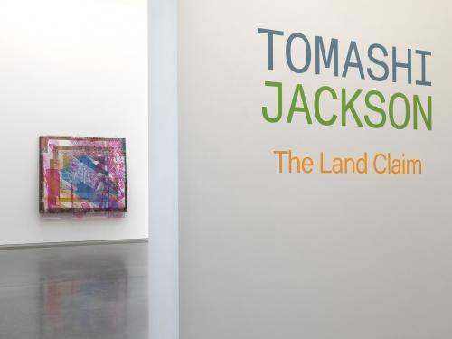 Tomashi Jackson: The Land Claim, installation view at the Robert Lehman Foundation Gallery, Parrish Art Museum, Water Mill, NY, 2021. Photo: Dario Lasagni
