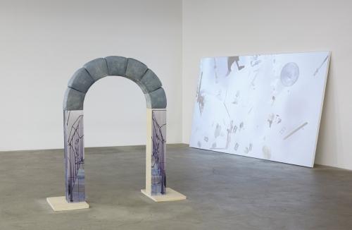 "Marina Pinsky, ""Arch,"" installation view in International Women's Day, 2014."