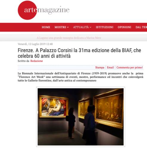 ArteMagazine | Editorial Board