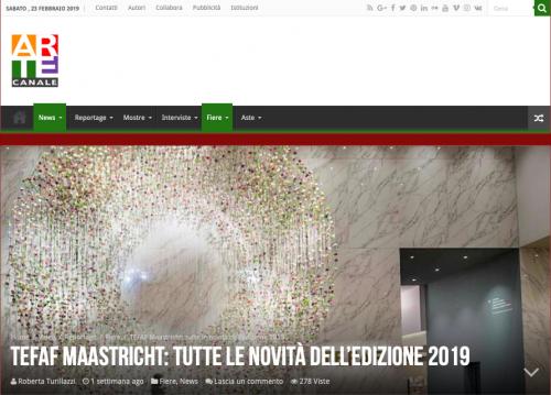Canale Arte | Roberta Turillazzi