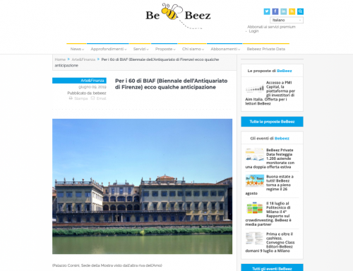 BeBeez | Editorial Board