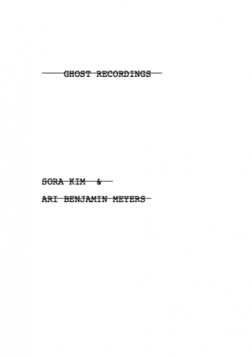 Ghost Recordings