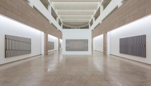 "Installation view of ""Lee Seung-jio: Advancing Columns"" at MMCA Gwacheon (MMCA)"