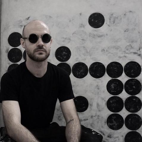 Davide Balliano in the Studio