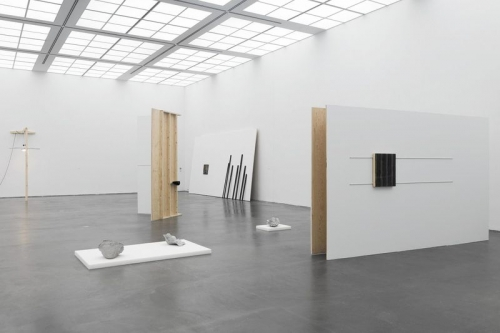 Tania Pérez Córdova, Smoke, Nearby, Installation view from the MCA Chicago
