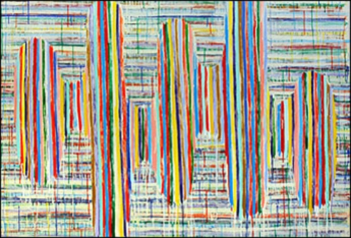 Steve Cushner: New Paintings