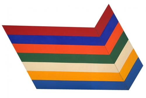 Pattern: Three Generations of Shape and Color