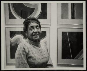 Alma Thomas: Thirteen Studies for Paintings