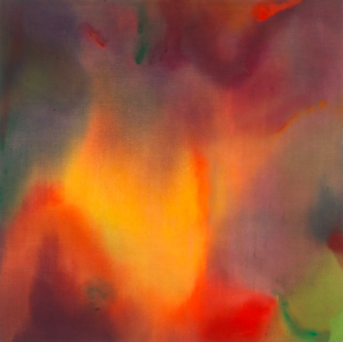 Willem de Looper: Stained Paintings: 1964-1970