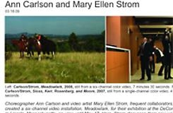 Ann Carlson and Mary Ellen Strom