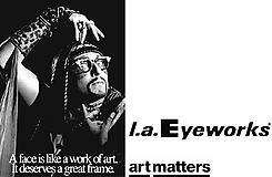l.a.Eyeworks Trunk Show Sale