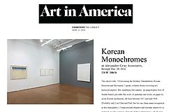 Korean Mochrome