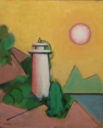 Paul Resika: To the Lighthouse
