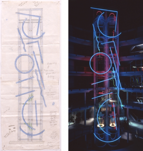 """Stephen Antonakos: Notes on Public Art"" in the Brooklyn Rail"