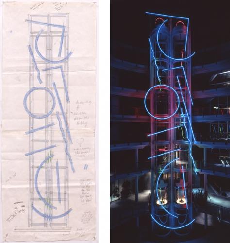 """Stephen Antonakos: Notes on Public Art"" in the Brooklyn Rail"