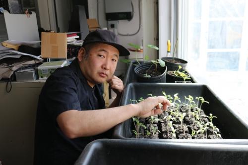 Hiroyuki Hamada Profiled in Art News