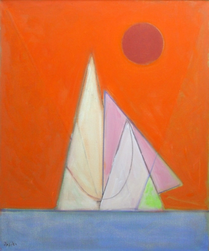 Paul Resika: A Painters' Painter