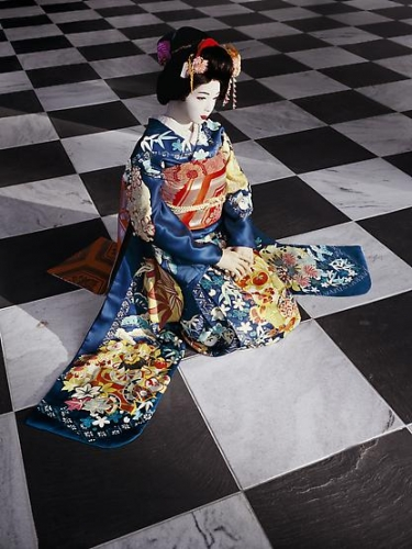 Laurie Simmons, The Love Doll (Geisha): Days 31-36 at Baldwin Gallery, Aspen