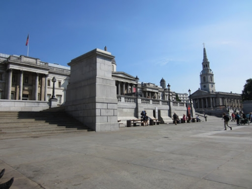 Teresa Margolles Shortlisted for Fourth Plinth Commission