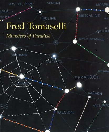 Fred Tomaselli: Monsters of Paradise