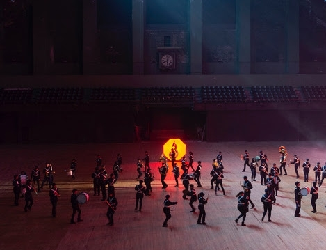 HITO STEYERL AT PARK AVENUE ARMORY