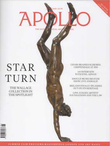 Apollo Magazine June 2018