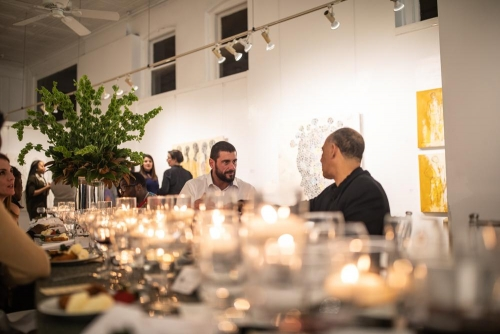 Spring Exhibition Dinner & Dialogue | Come be a part of the story