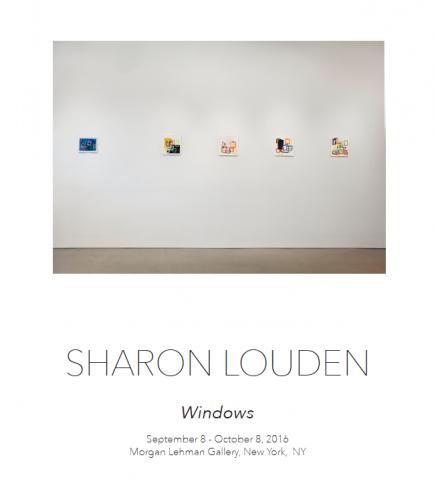 SHARON LOUDEN