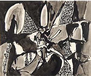 Gene Davis: Abstract Drawings