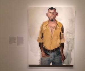 John Sonsini at National Portrait Gallery, Washington D.C.