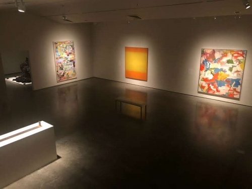 Franklin Evans at the Nevada Museum of Art