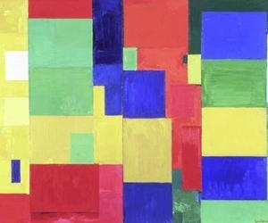 Hans Hofmann at the Berkeley Art Museum and Film Archive
