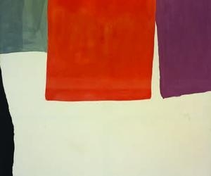 Giving Up One's Mark: Helen Frankenthaler In the 1960's and 1970s