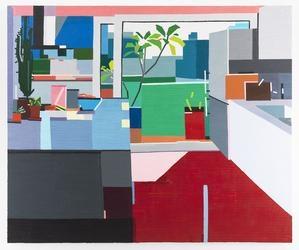 Guy Yanai at Galerie Derouillon