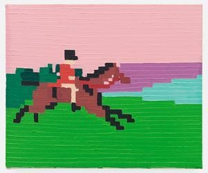 Guy Yanai at David Achenbach Projects