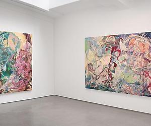 Iva Gueorguieva: 'A Stitch in Graft' and 'Cut'