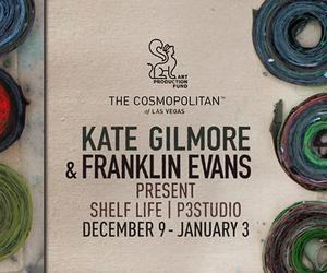 Franklin Evans at P3Studio, The Cosmopolitan of Las Vegas