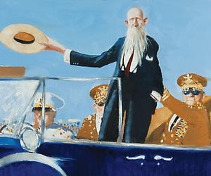 Julio Larraz: 200 Years of Power
